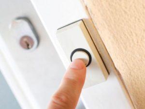 Установка дверного звонка в Химках
