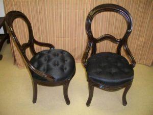 Реставрация стульев в Химках