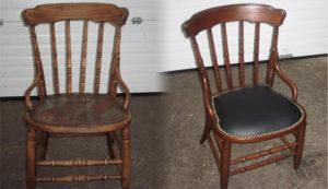 Перетяжка стульев на дому недорого в Химках