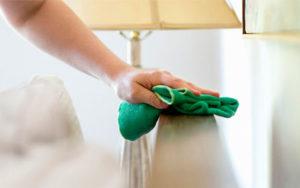 Уборка пыли в квартире и доме в Химках