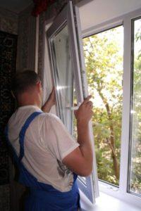 Замена створок пластиковых окон в Брянске
