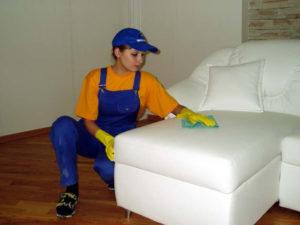 Чистка мебели на дому в Химках