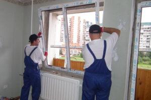 Установка пластиковых окон в Смоленске